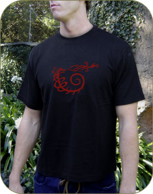 hemp tshirts - men's